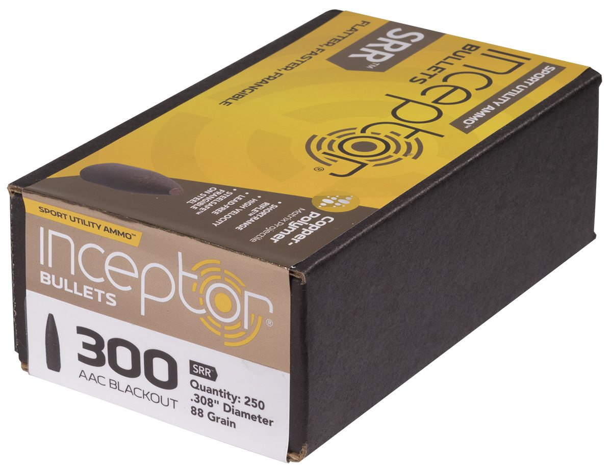 SRR Sport Utility Ammo 300 AAC Blackout ( 308